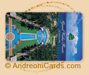 Grand Wailea plastic key cards