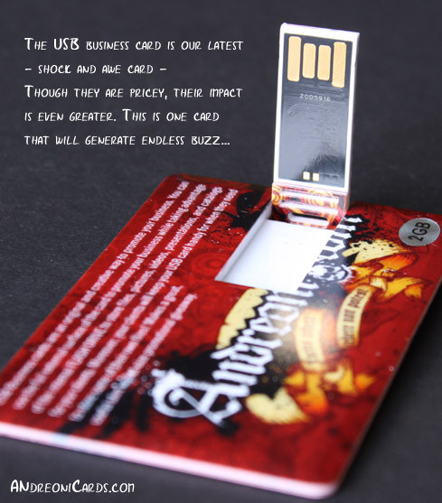 though their are pricey their impact is even greater the usb business card guarantees endless buzz and will turn your clients into advertisers for your - Usb Business Card